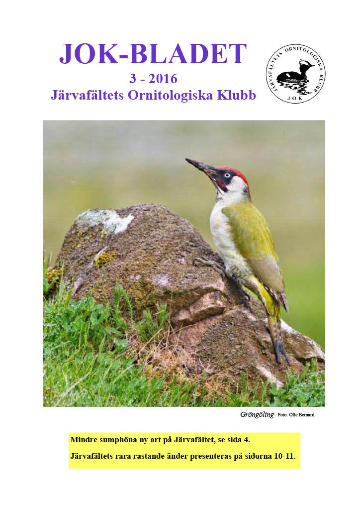JOK-Bladet 2016-3