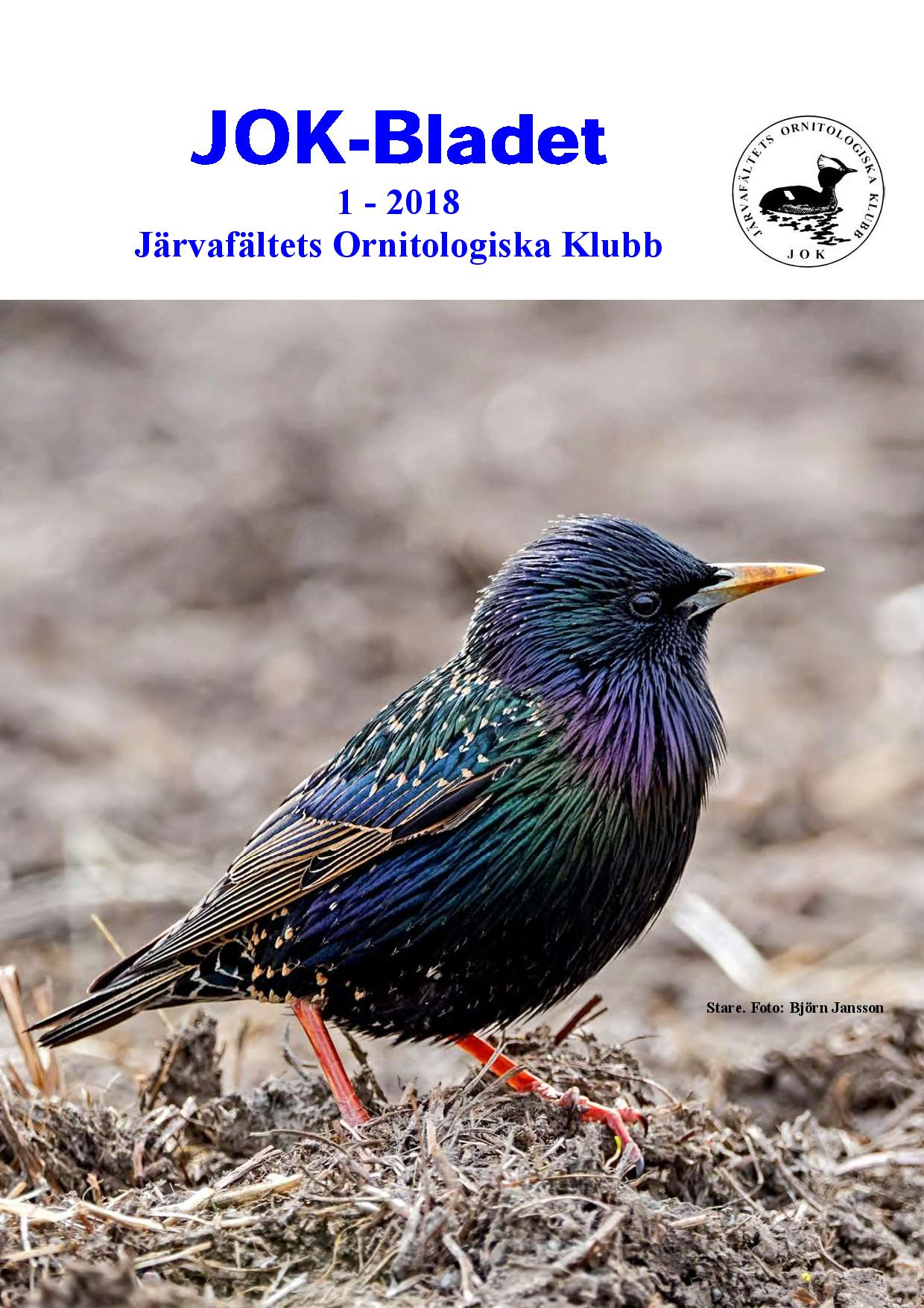 JOK-Bladet 2018-1