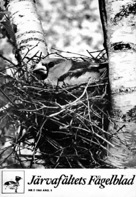 Järvafältets Fågelblad 1965-2