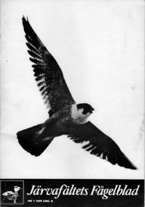 Järvafältets Fågelblad 1969-1